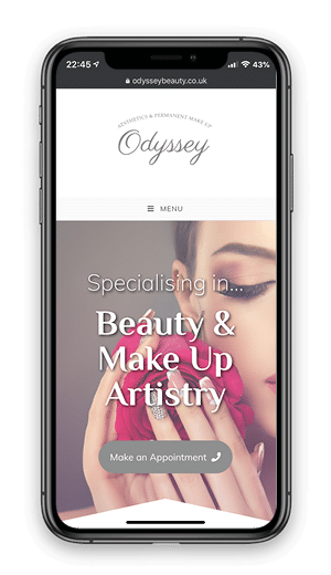 Odyssey Beauty Mobile